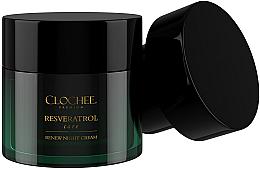 Kup Krem do twarzy na noc z resweratrolem (uzupełnienie) - Clochee Premium Renew Night Cream