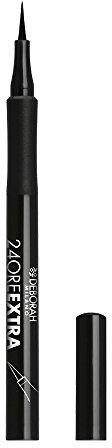Wodoodporny eyeliner w pisaku - Deborah 24ore Extra Eyeliner Pen — фото N1