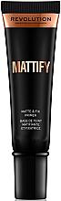 Kup Matująca baza pod makijaż - Makeup Revolution Mattify Primer