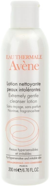 Łagodne mleczko do demakijażu twarzy - Avène Lotion Extremely Gentle Cleanser Lotion — фото N2