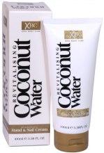 Kup Krem do rąk i paznokci z wodą kokosową - Xpel Marketing Ltd Coconut Water Hand & Nail Cream