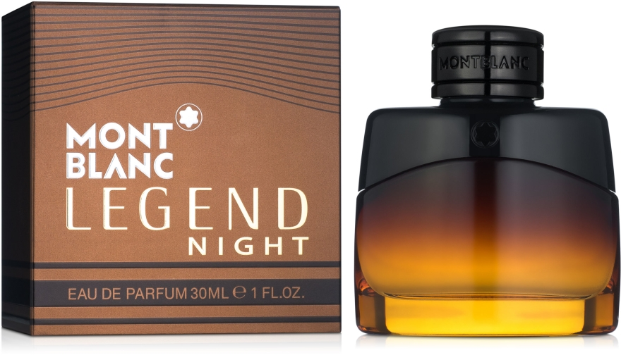 Montblanc Legend Night - Woda perfumowana