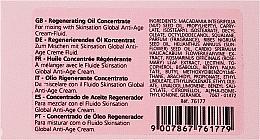 Regenerujący olejek do twarzy - Juvena Skinsation Regenerating Oil Concentrate (zapasowy wkład) — фото N3