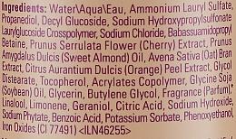 Płyn do mycia rąk i ciała - Aveda Cherry Almond Hand and Body Wash — фото N5