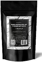 Kup Naturalna maska algowa peel-off z węglem aktywnym - E-naturalne Alginate Mask Peel-off