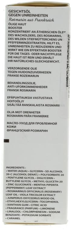 Olejek oczyszczający zapobiegający powstawaniu niedoskonałości - Académie Anti-Imperfections Treatment Oil — фото N4