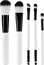 Kup Zestaw pędzli do makijażu w kosmetyczce - Glamza