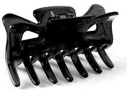 Kup Klips do włosów FA-9916, 6,7 cm, czarny - Donegal