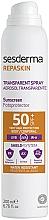 Kup Transparentny spray do ciała z filtrem - SesDerma Laboratories Repaskin Aerosol Spray SPF50