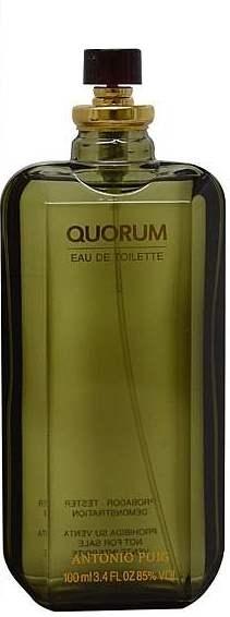 Antonio Puig Quorum - Woda toaletowa (tester bez nakrętki)