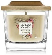 Kup Świeca zapachowa - Yankee Candle Elevation Velvet Woods