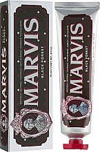 Kup Pasta do zębów Czarny las - Marvis Black Forest