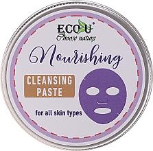 Kup Odżywcza oczyszczająca pasta do twarzy do każdego typu skóry - ECO U