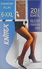 Kup Rajstopy damskie Elastil 20 DEN, beige - Knittex
