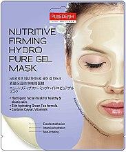 Kup Odżywczo-ujędrniająca maseczka hydrożelowa do twarzy - Purederm Nutritive Firming Hydro Pure Gel Mask