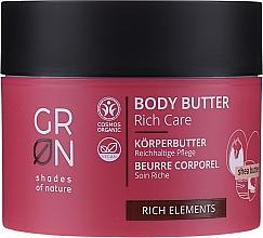 Kup Olejek do ciała - GRN Rich Elements Shea Body Butter