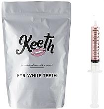 Kup Zestaw wymiennych wkładów do wybielania zębów Malina - Keeth Raspberry Refill Pack