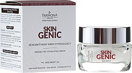 Kup Genoaktywy krem stymulujący na noc - Farmona Professional Skin Genic