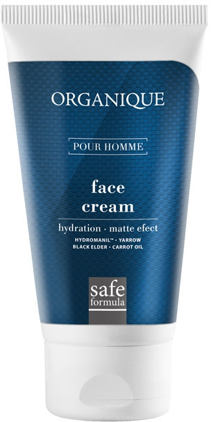 Krem do twarzy dla mężczyzn - Organique Naturals Pour Homme Face Cream — фото N1