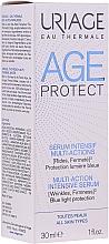 Kup Intensywne serum multifunkcyjne do twarzy przeciw zmarszczkom - Uriage Age Protect Multi-Action Intensive Serum