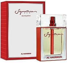 Kup Al Haramain Signature Red - Woda perfumowana