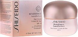Kup Krem na dzień - Shiseido Benefiance NutriPerfect Day Cream SPF 15