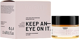 Kup Skoncentrowany balsam pod oczy - Veoli Botanica Anti-aging Concentrated Eye Balm Keep An Eye On It