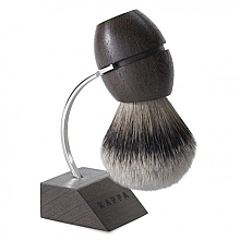 Kup Pędzel do golenia z uchwytem - Acca Kappa Shaving Brush With Metal Stand