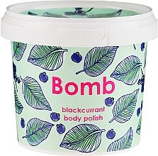 Kup Peeling do ciała Czarna porzeczka - Bomb Cosmetics Blackcurrant Body Polish