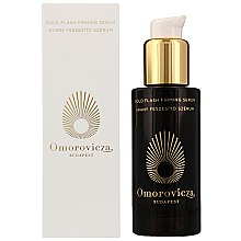 Kup Ujędrniające serum do twarzy - Omorovicza Gold Flash Firming Serum