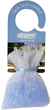 Kup Perełki zapachowe Len - Airpure Scented Beads Home Collection Fresh Linen Comfort