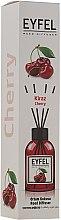 Kup Dyfuzor zapachowy Wiśnia - Eyfel Perfume Reed Diffuser Cherry