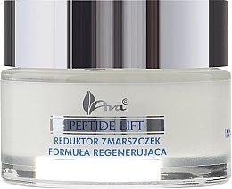Krem do twarzy Reduktor zmarszczek Formuła regenerująca - AVA Laboratorium Peptide Lift — фото N2
