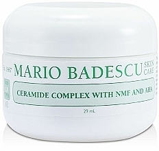 Kup Krem naprawczy do twarzy z NMF i AHA do skóry mieszanej i suchej - Mario Badescu Ceramide Complex with N.M.F & A.H.A.