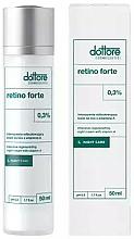 Kup Intensywnie rewitalizujący krem na noc z 0,3% witaminą A - Dottore Retino Forte