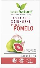 Kup Maseczka z różowego grejpfruta - Cosnature Beautiful Skin Mask Pink Pomelo
