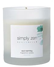 Kup Świeca zapachowa - Z. One Concept Simply Zen Soul Warming Fragrance Candle