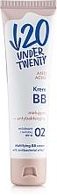 Kup Matująco-antybakteryjny krem BB - Under Twenty Anti Acne Mattifying BB Cream