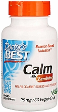 Kup Suplement diety na uspokojenie - Doctor's Best Calm with Zembrin