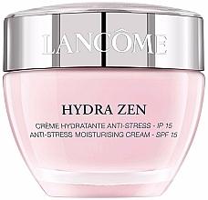 Kup Kojący krem nawilżający do twarzy - Lancome Hydra Zen Anti-Stress Moisturising Cream SPF15