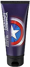 Kup Żel pod prysznic dla dzieci - Marvel Captain America Shower Gel