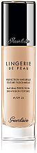 Kup PRZECENA! Lekki podkład korygujący SPF 20 - Guerlain Lingerie de Peau Natural Perfection Skin-Fusion Texture *