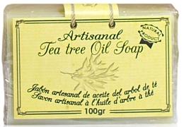 Kup Naturalne mydło z olejkiem z drzewa herbacianego - Arganour Natural Soap with Tea Tree Oil