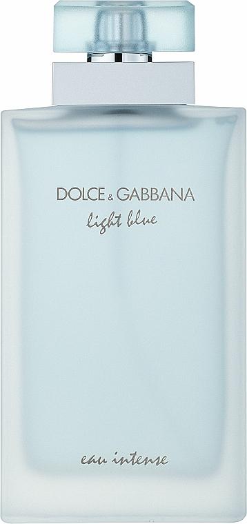 Dolce & Gabbana Light Blue Eau Intense - Woda perfumowana