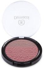 Kup Dwukolorowy róż do twarzy w kompakcie - Dermacol Duo Blusher