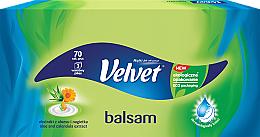 Kup Chusteczki higieniczne - Velvet Balsam Tissue