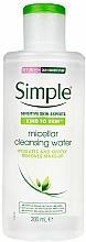 Kup Płyn micelarny - Simple Kind to Skin Micellar Cleansing Water