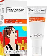 Kup Baza pod makijaż z filtrem przeciwsłonecznym SPF 50+ - Bella Aurora Protector Solar Pre-Base