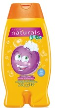 Kup Szampon i odżywka 2 w 1 dla dzieci Niesforna śliwka - Avon Naturals Kids