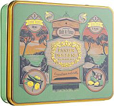 Kup Zestaw - Panier Des Sens The Timeless Hand Care Gift Set (h/cream/3x30ml)